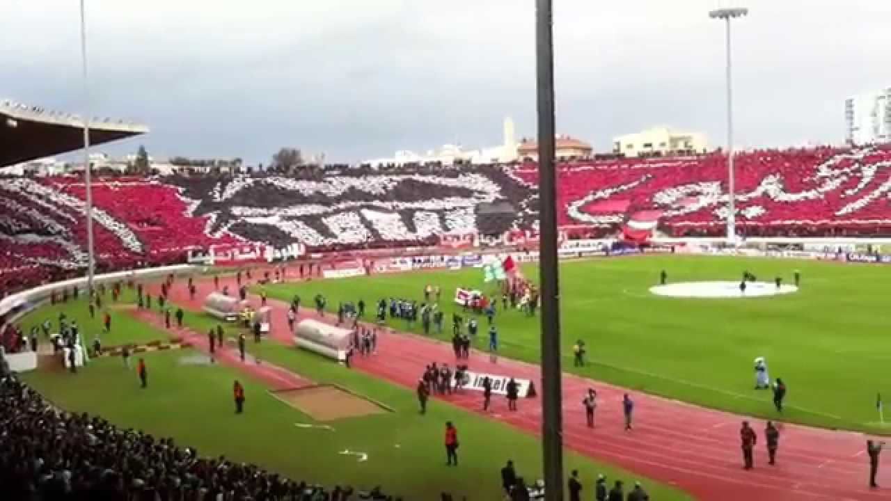 video tifo wydad