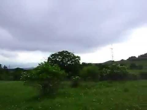 Кажется дождь собирается :)