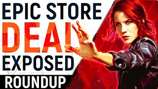 Epic Exclusive $$$ REVEALED! Kojima Blasted, Shenmue Steam DENIED?! + Refund Drama & MORE