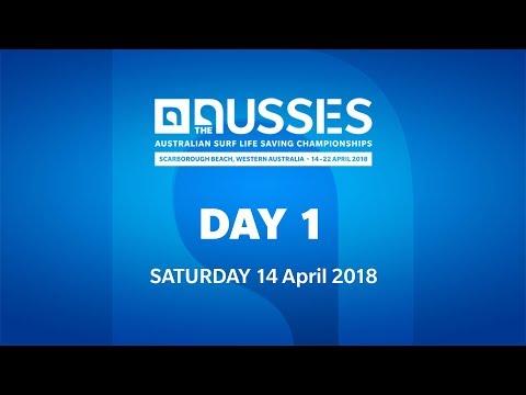 2018 Aussies - Day 1 LIVE!