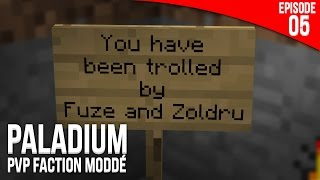 Petite boutade ! - Episode 5 | PvP Faction Moddé - Paladium S2