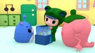 Развивающий мультфильм - Руби и Йо-Йо - Достань игрушки