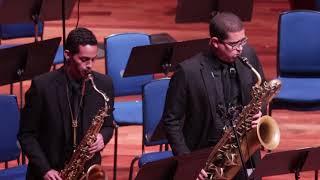 04 Fandango, I Mov. de la obra «Suite Latinoamericana»  Aldemaro Romero Cuarteto de Saxofones  BCSJ