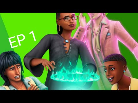 Sims 4 Paranormal Stuff Pack Ep 1 |