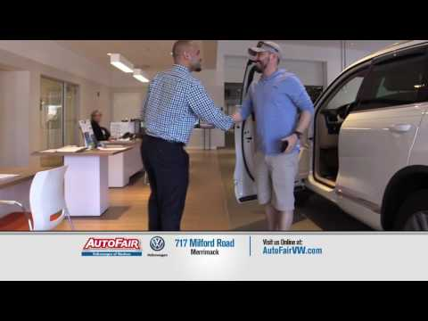 AutoFair Volkswagen of Nashua, NH - A Better Car Buying Experience
