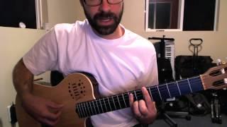 come undone intro guitar tutorial duran duran guitar lesson