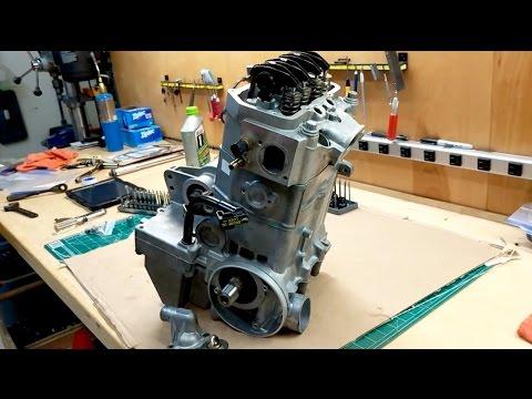Polaris Ranger 800 Engine Rebuild Part 2: Rebuild and Install