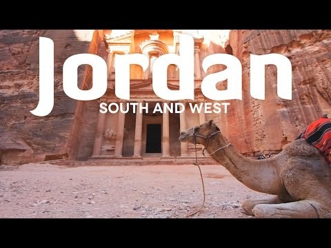 Jordan, from Petra to Aqaba to the Dead Sea to Wadi Rum