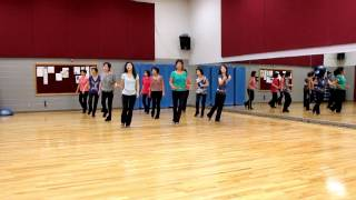 New Horizon - Line Dance (Dance & Teach in English & 中文)