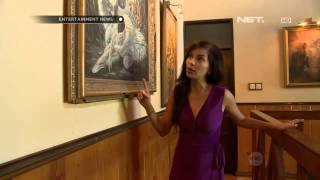 Soaraya Haque memperlihatkan rancangan rumahnya