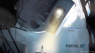 Toxic Blur 1337 Vs  Portal 2 part 6 FINALE