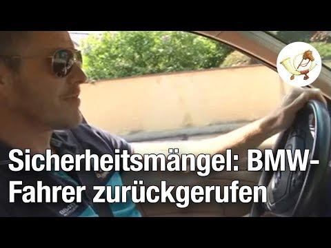 Millionen BMW- und Audi-Fahrer wegen Sicherheitsmängeln zurückgerufen [Postillon24]
