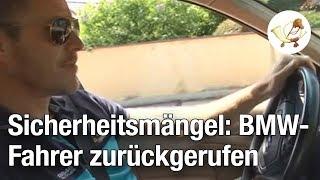 Postillon24 Millionen BMW- und Audi-Fahrer wegen Sicherheitsmängeln zurückgerufen
