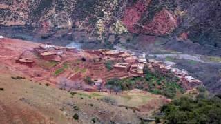 Subida al Monte Toubkal (Alto Atlas)
