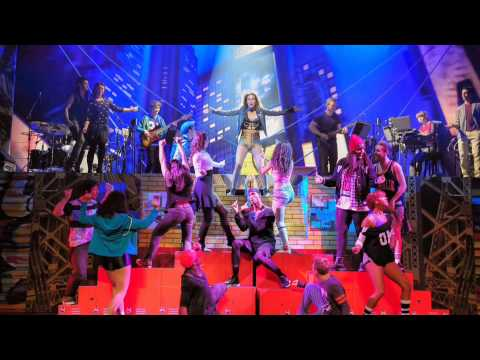 Fame UK Tour 2014 Let's Play A Love Scene Reprise Alex Jordan-Mills & Sarah Harlington