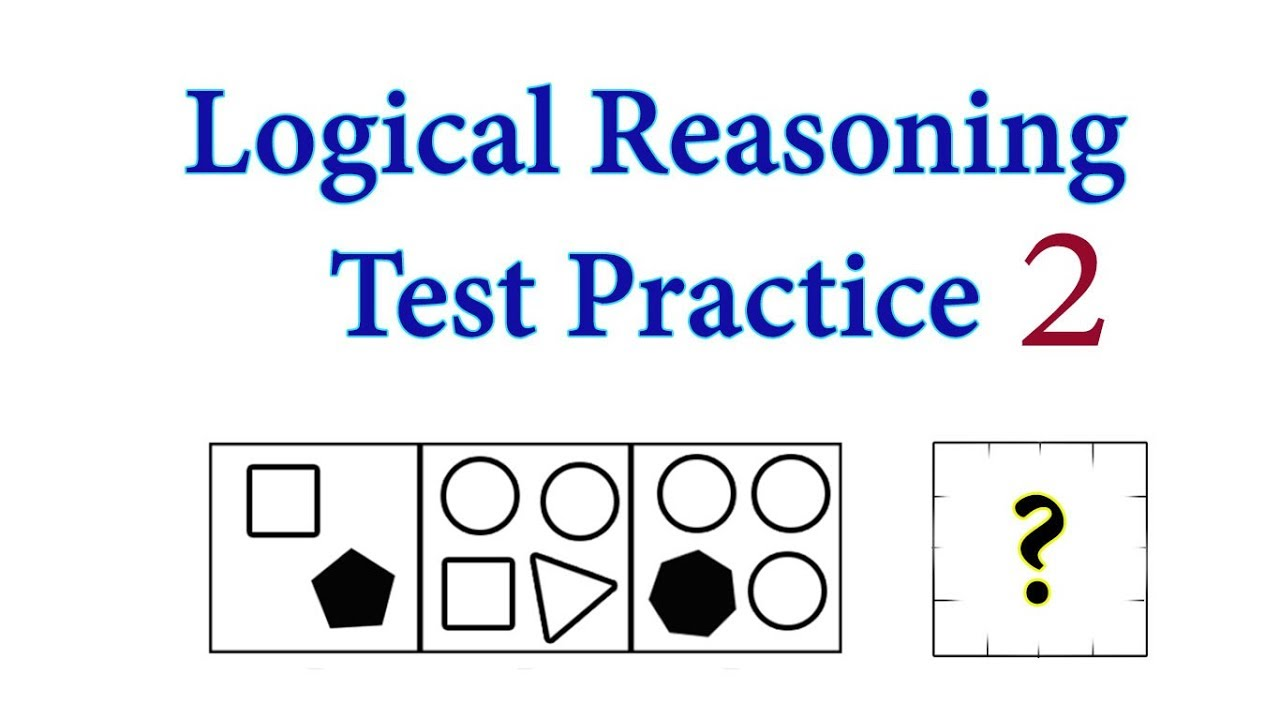 LOGICAL REASONING TEST PRACTICE (With Questions and ...Questionnaire Logic