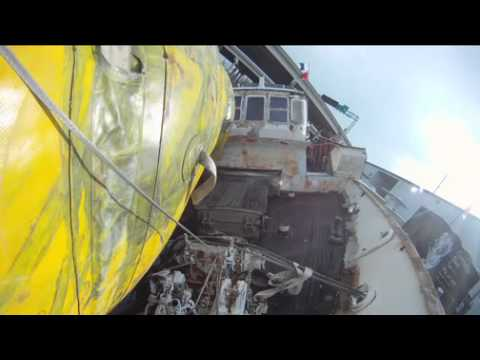 Feadship Yacht Salvage by Commercial Diver Services