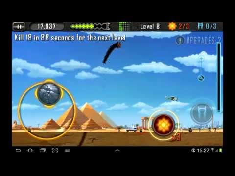 Death Worm игра на Андроид и iOS