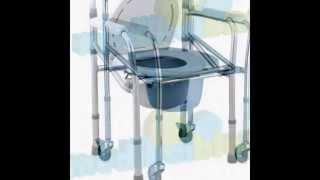 Hasta Tuvalet Sandalyeleri, Walker Ve Komotlar