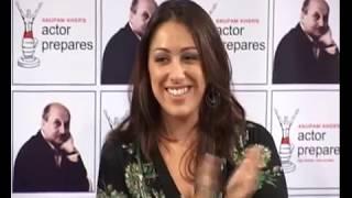 Maria del Mar Fernandez, Senorita fame singer with Anupam Kher