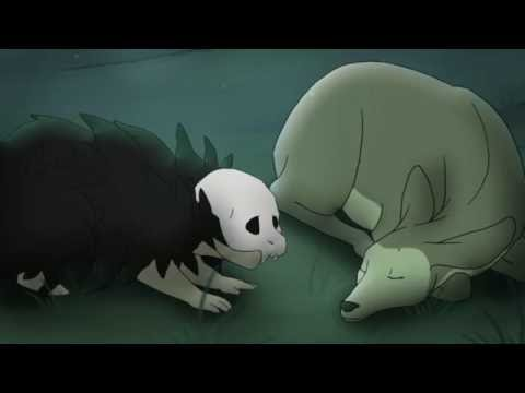 """Sad Animation """"The Life of Death"""" by M. Onderstijn - Nature(SKJ-Music)"""