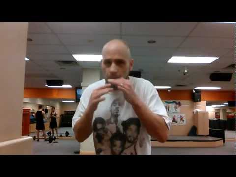 Boxing - Head Fakes and Breaking Rhythm
