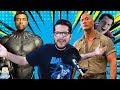 Black Panther rompe récord en taquilla - Jumanji recaudó MUCHO más que Justice League | QR