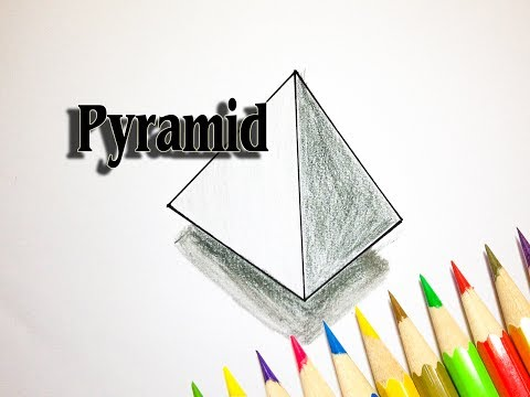 Download How To Draw A 3d Diamond We Drawing 3d Tutorials