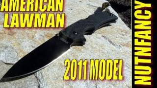 "Cold Steel New American Lawman: ""Lighter, Faster LE"" by Nutnfancy"