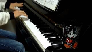Zip-a-Dee-Doo-Dah -ピアノソロ- ジッパディードゥーダー
