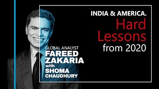 Fareed Zakaria's piercing insights on Modi, Biden, Trump & lessons from 2020 | Shoma Chaudhury