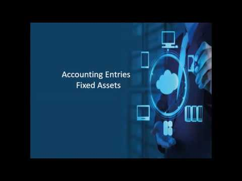 Fixed Asset Accounting Entries Oracle