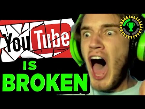 Game Theory: Yes, PewDiePie. YouTube IS Broken