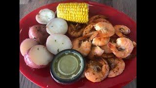 Shrimp Basket Review 1