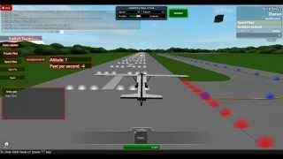 Roblox Piper J-3 Cub Demonstration