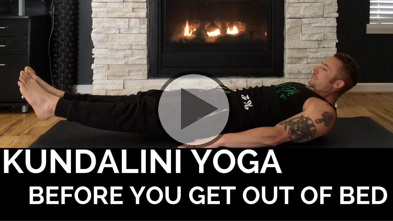 3 Kundalini Yoga Poses You Can Do In Bed