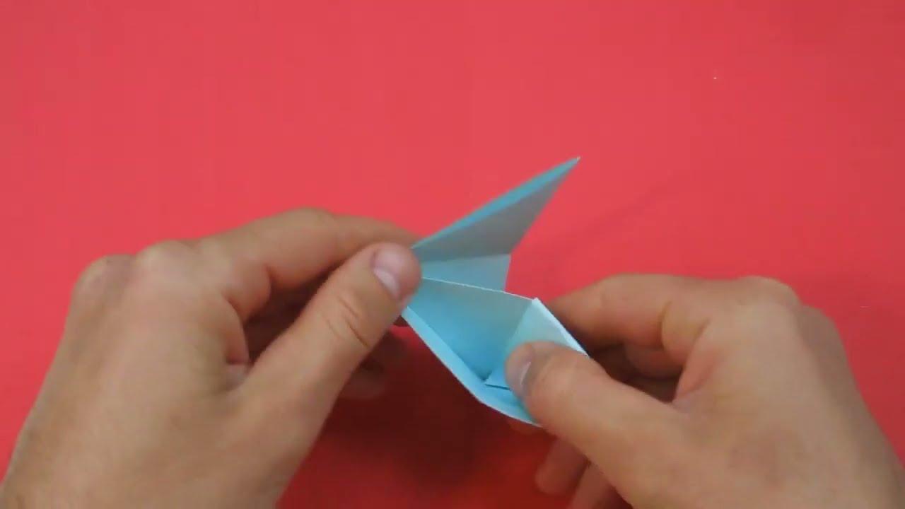 Как сделать оригами закладку уголок фото 3