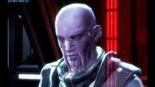 *SPOILERS* SWTor: Sith Warrior class story Act 3 -  Hoth: Reallocation - Part 2 of 7