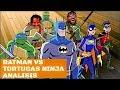 BATMAN VS TORTUGAS NINJA análisis (2019)