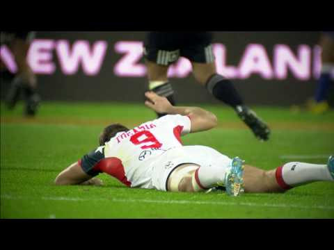 Epic slowmo highlights of the Wellington & Sydney Sevens