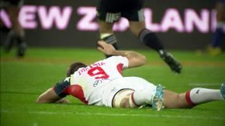 Epic slowmo highlights of the Wellington & Sydney Sevens