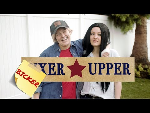 Carson - 'Bicker Upper' is a Parody of FIXER UPPER and It's SO Great! [VIDEO]