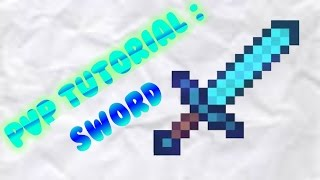 Minecraft Pvp - Tips and Tricks! [ Sword ]