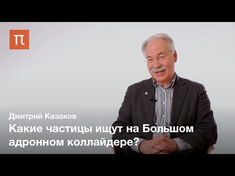 Перспективы исследований на Большом адронном коллайдере — Дмитрий Казаков