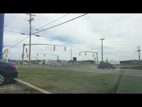 Shoal Harbour Drive-Thompson Street intersection traffic