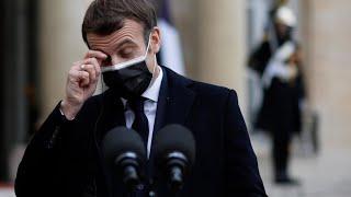 Emmanuel Macron, testé positif au Covid-19, va s'isoler pendant sept jours