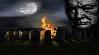 Стоунхендж (Stonehenge) обман 20 века.