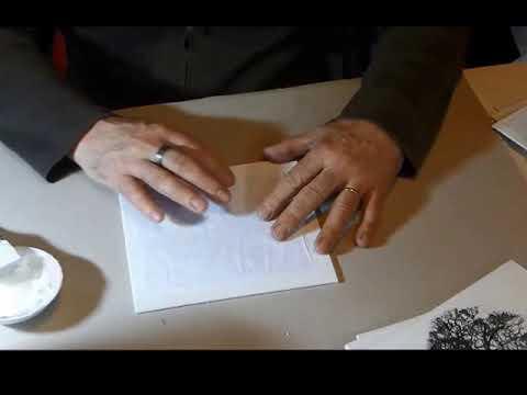 Häufig Cours beaux arts : Comment transférer une image ou une photo sur  GF36
