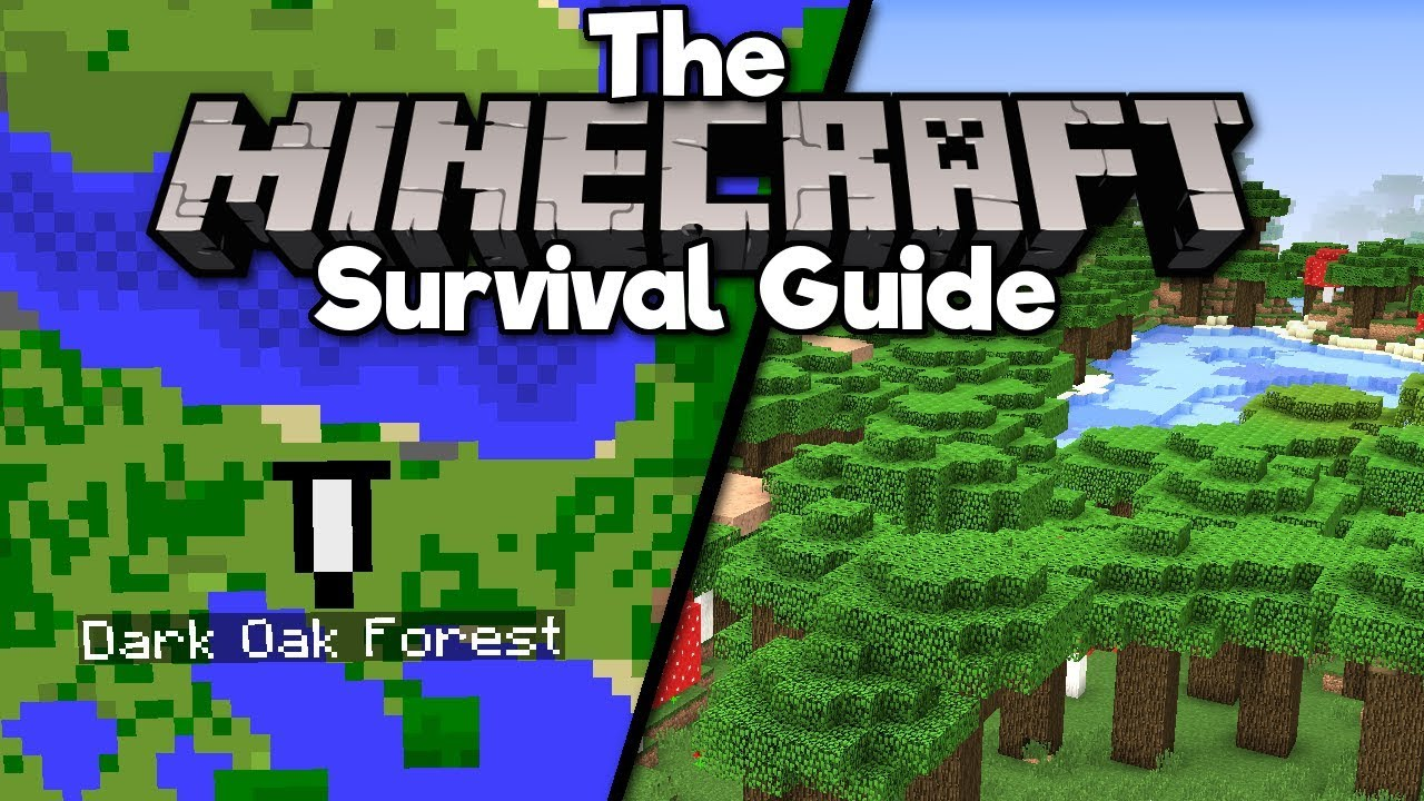 Marking New Biomes! ▫ The Minecraft Survival Guide (1.13 Tutorial Lets Play) [Part 16]