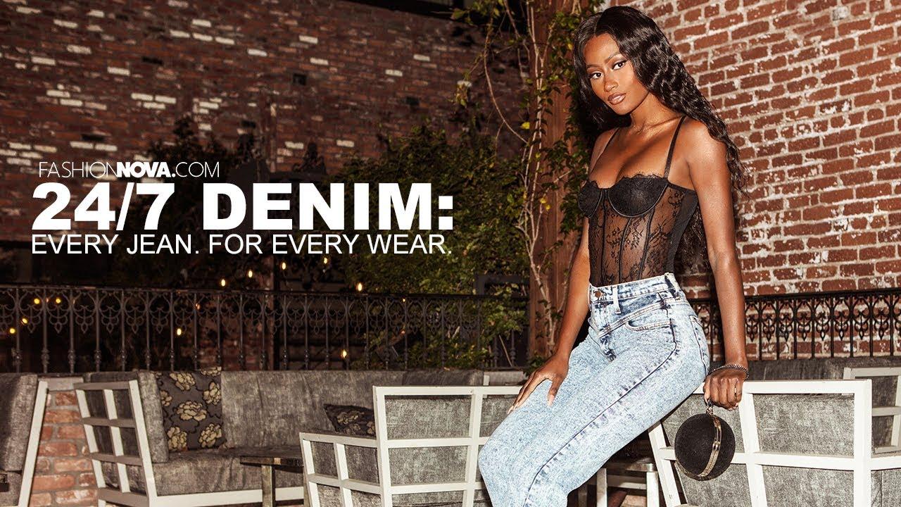 Fashion Nova Net Worth 2020.24 7 Denim Every Jean For Every Wear Fashion Nova
